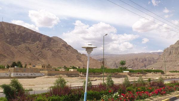 До Ирана на мотоцикле, апрель-май 2014